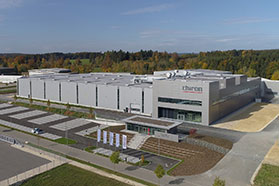 The Precision Factory becomes the CHIRON Group's second production plant besides Taicang/China